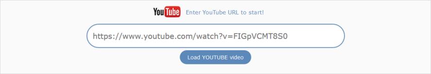 想將 YouTube 影片轉 GIF 動態圖嗎 ? FreeGifMaker 讓你輕鬆上手