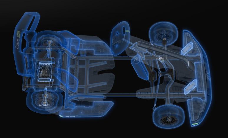 Ninebot 九號卡丁車 Pro
