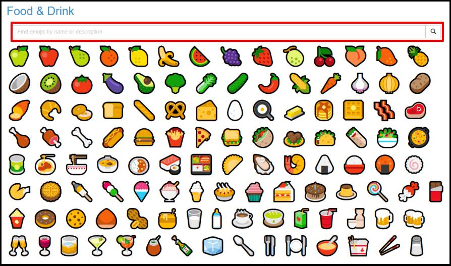 Get Emoji ! 超多表情符號應有盡有,連社群小編都不能放過的符號大寶箱 !