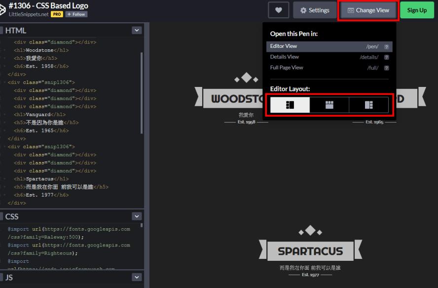 LittleSnippets 海量高品質網頁設計模板,免費下載 HTML、CSS 及 JS 程式碼