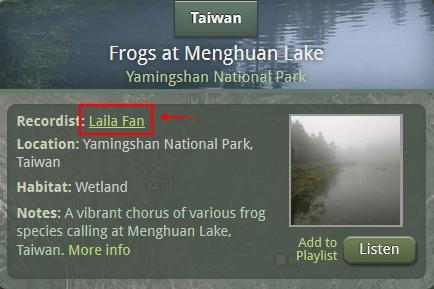 NatureSoundMap 聆聽最原始的自然之聲 ! 當旋律響起宛如自身在大自然之中 !