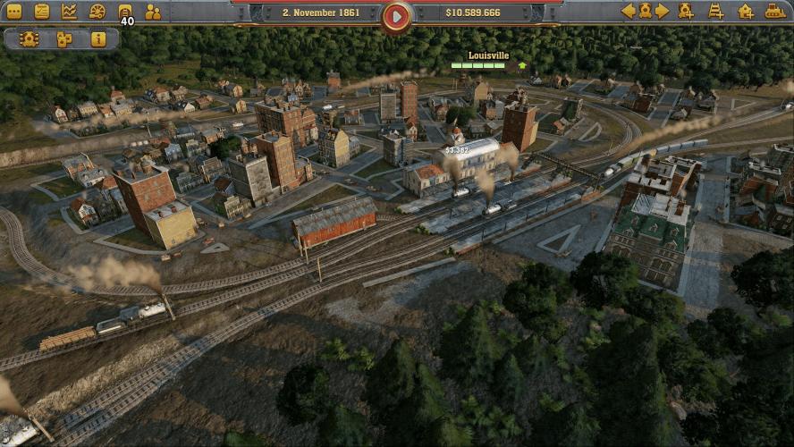 鐵道迷喜愛的《鐵道帝國》以及藉由旅行分享故事的《水味如酒》兩款遊戲,Epic 限時免費大放送中 !
