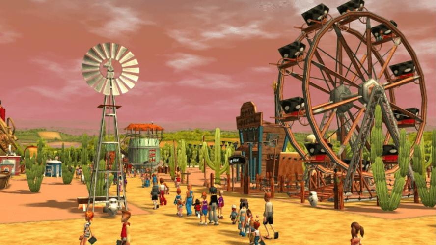 只到 10/1 號晚上 11 點前為止!Epic Games 本週限時好禮《模擬樂園 3》完整版