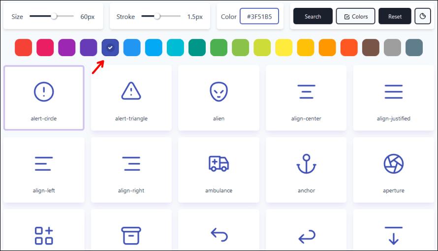 Tabler Icons 大量 SVG 高品質圖標免費下載,所有圖標都有 MIT 授權