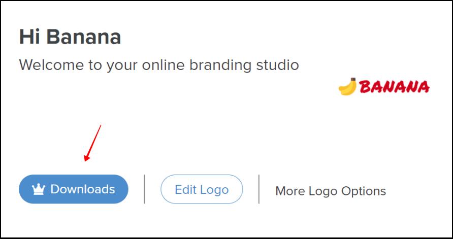 Tailor Brands 自動幫你分析做出屬於你個人品牌 LOGO 的好工具 !