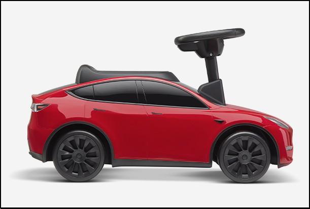 官方授權 Tesla Model Y 兒童車上市啦 ! 從小就能擁有屬於自己的 Tesla !