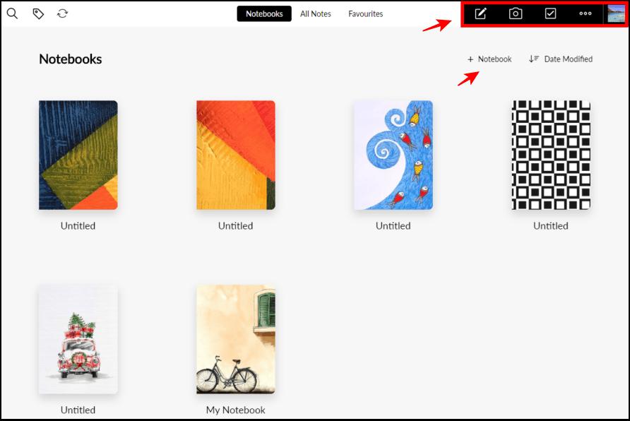 Zoho Notebook 免費筆記工具,支援手機 APP、瀏覽器及自動儲存功能