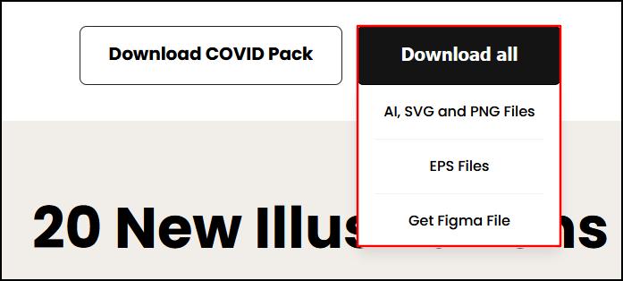 illlustrations 免費商用插圖素材庫, 提供 AI、SVG、PNG 和 EPS 圖片格式