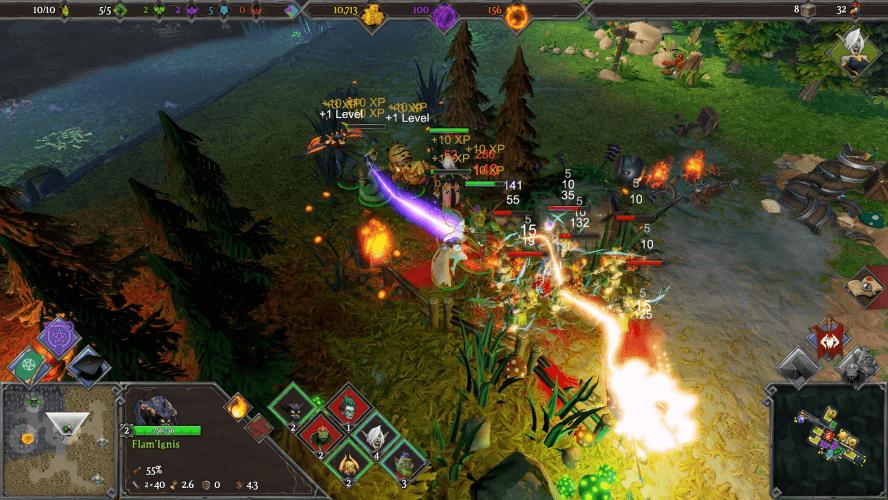 Epic 本周開放廣受好評的及時戰略遊戲《Dungeons 3》,限時下載中!