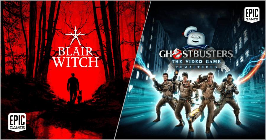 好消息!Epic Games 兩款限時免費冒險遊戲要與大家一同度過萬聖節!