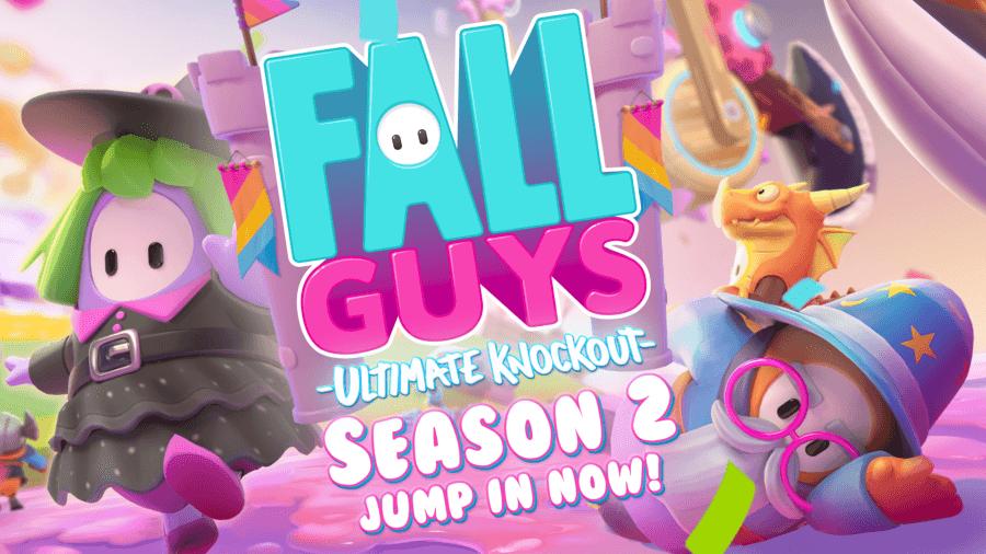 《Fall Guys》全新第二季來囉!好玩的障礙賽對抗以及全賽季 21 個皇冠等你來挑戰!