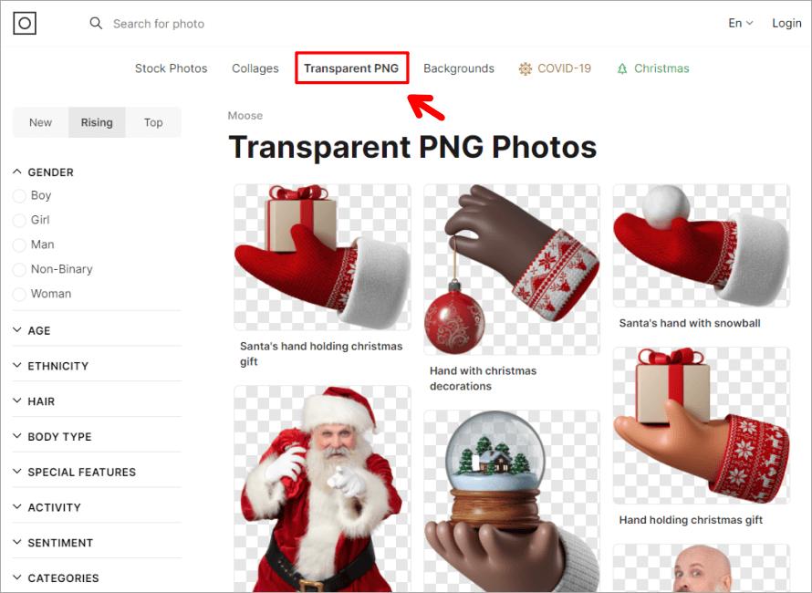 Fun Christmas photos 免費聖誕節趣味圖片素材庫,支援 JPG、PNG 圖檔!
