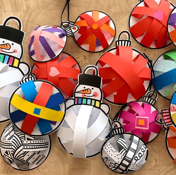 KROKOTAK 聖誕節親子 DIY 裝飾教學網,讓你不花錢還能讓親子間的關係更緊密!