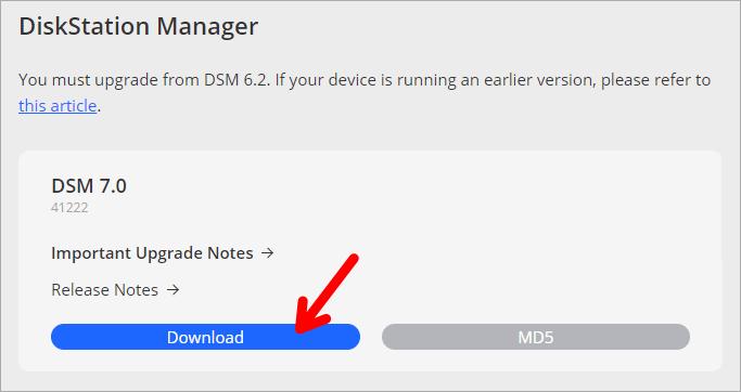 Synology DSM 7.0 不僅讓你的雲端檔案儲存共享更安全,還提供各式備份解決方案!