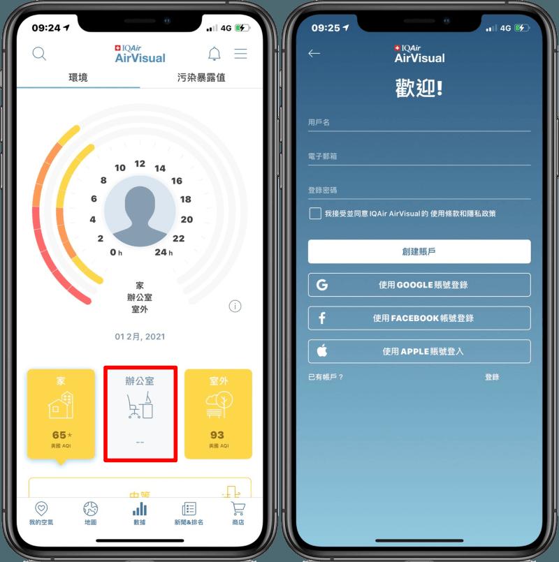 AirVisual 空氣質量預測 App,讓你隨時掌握空氣品質最新資訊!