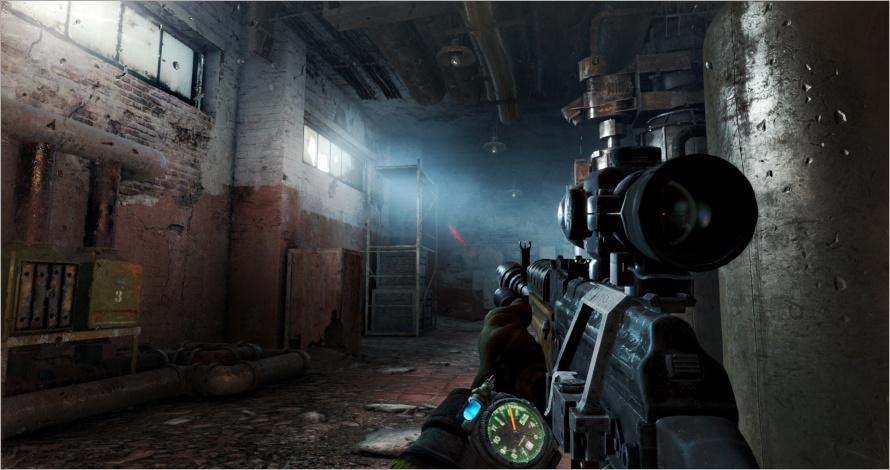 極度好評的 Metro:Last Light Redux 限時免費中!槍戰迷千萬別錯過!