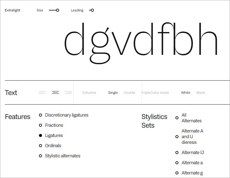 Fontshare 免費 50 種英文字型下載網,做個人及商業用途都可行!