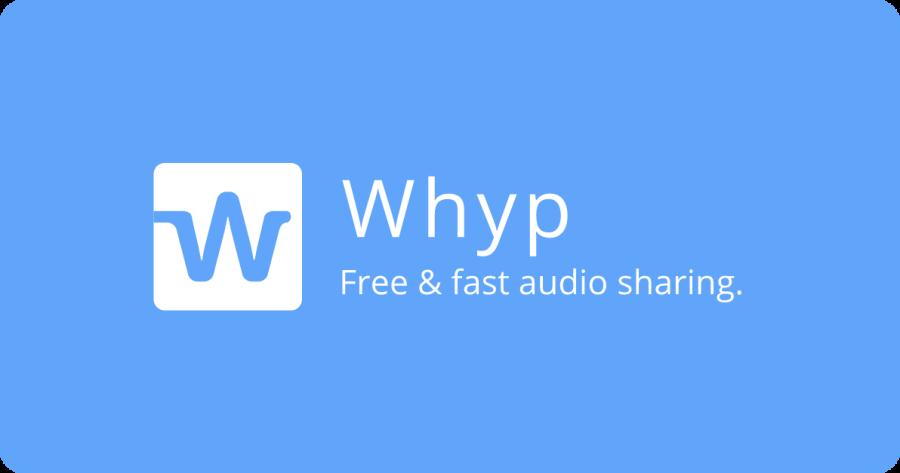 Whyp 免費線上 MP3 音樂共享平台,透過連結讓你免費下載音檔!