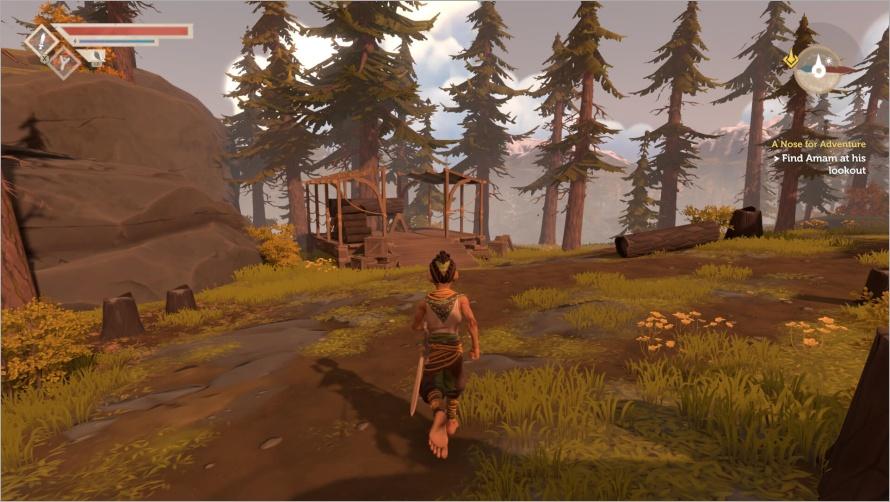 《Pine》像極賽爾達傳說的 PC 動作冒險遊戲,限時免費中趕緊領取!