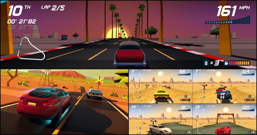 EPIC 限免遊戲大放送!《Sonic Mania》、《Horizon Chase Turbo》2 款經典遊戲等你領取!