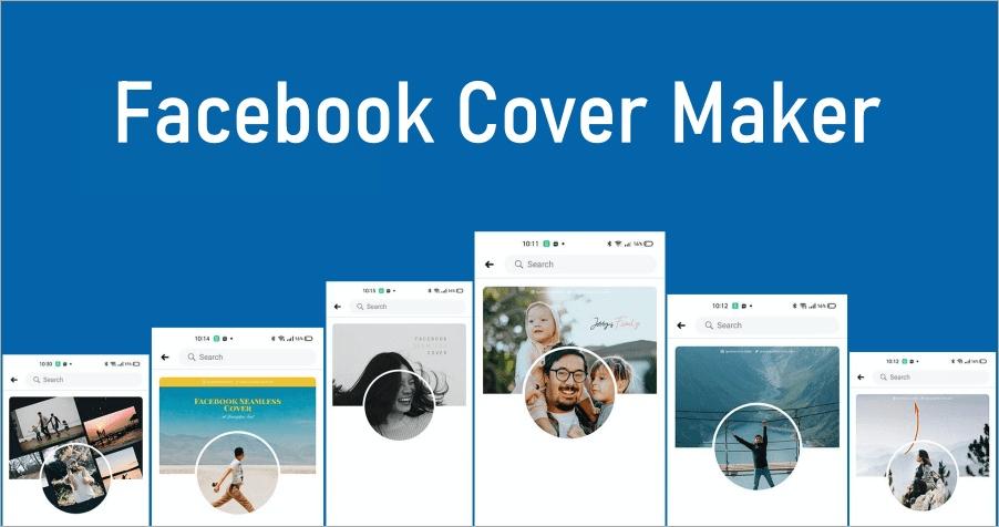 Facebook Cover Maker 臉書封面融合產生器,讓你的封面與頭像毫無違和感!