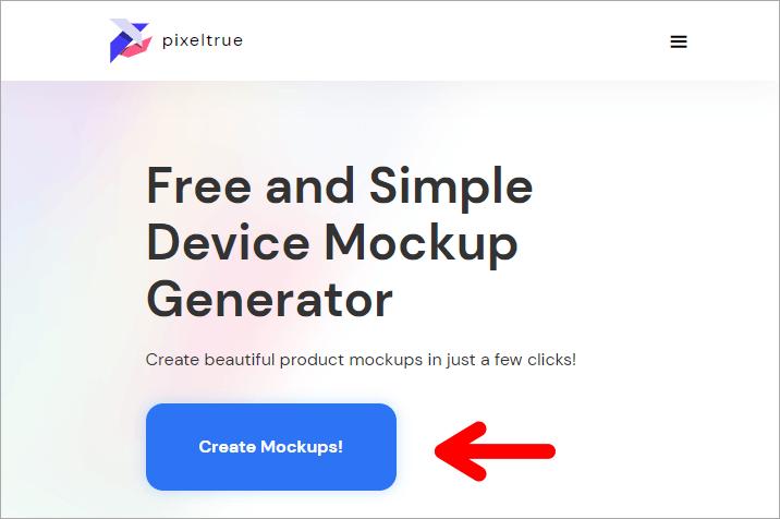 Free Mockup Generator 線上圖片合成工具,讓圖片合到 3C 產品不再是難題!
