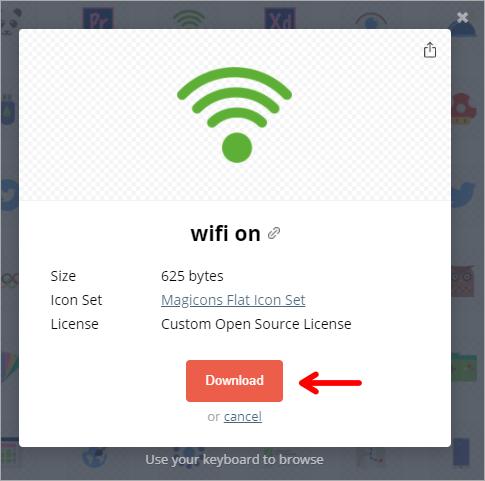 Iconduck 擁有 10 萬以上的免費開源 icon 圖庫,可做個人及商業使用並支援 SVG 圖檔!