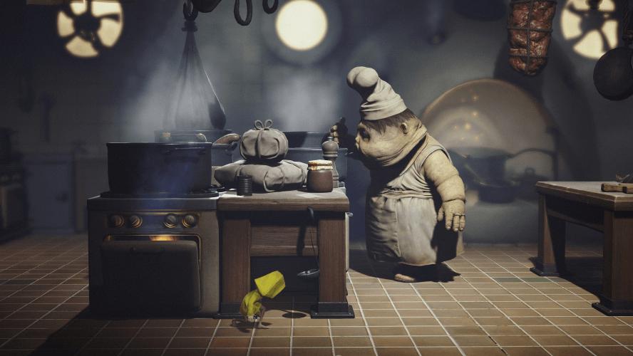 《小小夢魘》連館長都愛玩的恐怖解遊戲!Steam 限時免費中,錯過就可惜囉!