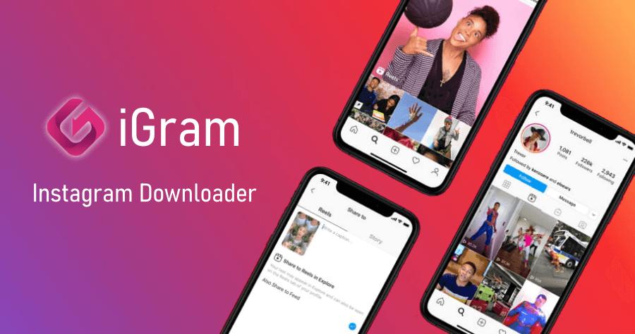 iGram 免費 IG 圖片下載器!只需一鍵便可輕鬆取得 IG 照片、影片!