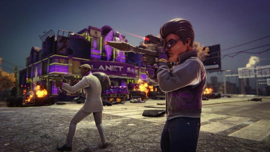 EPIC 釋出開放世界動作遊戲《Saints Row3:Remastered》!原價 $1,129 元,現時免費中!