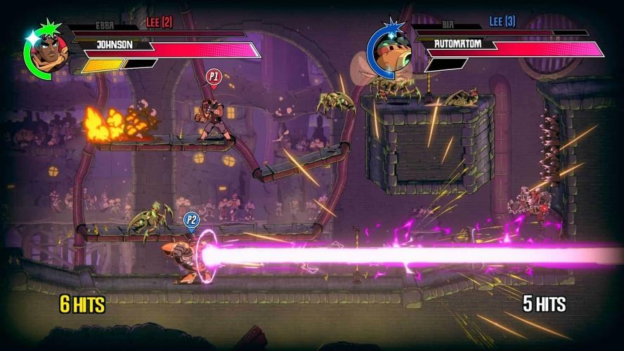 Epic 推出超熱血的《Speed Brawl》2D 戰鬥障礙賽遊戲!限時免費中,快點手刀開搶!