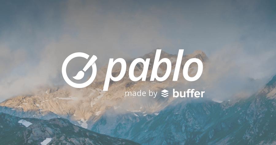 Pablo 好看的文字圖片製作工具,讓你一秒吸引所有讀者視線!