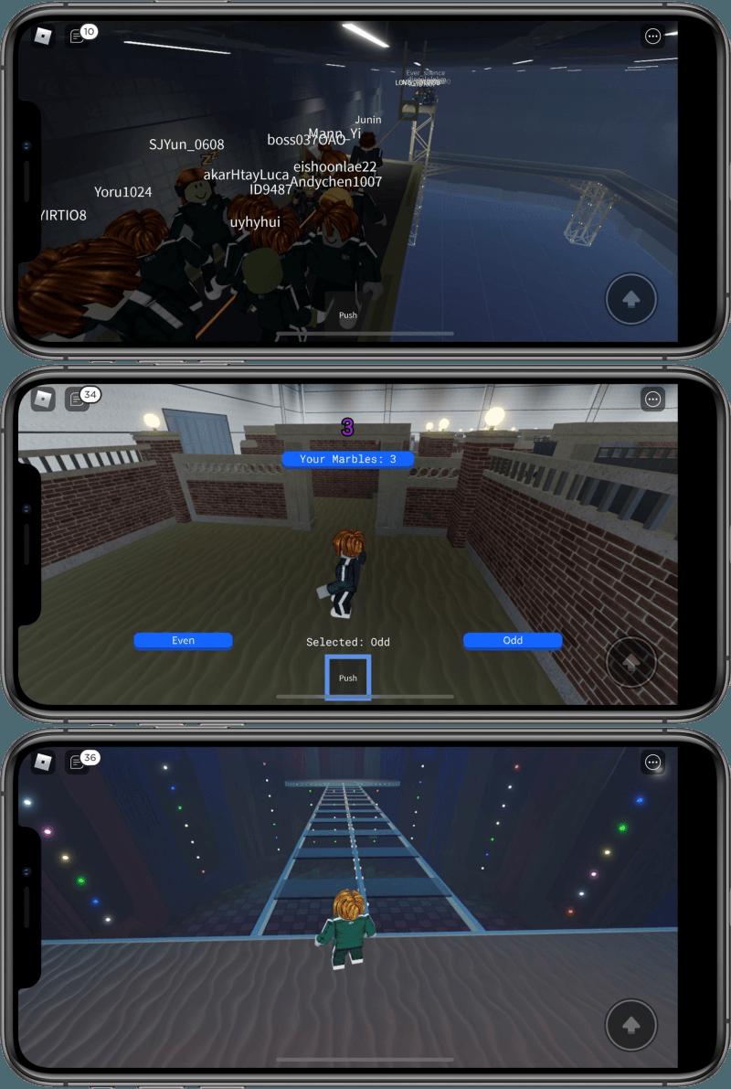 熱門韓劇《魷魚遊戲》手遊來啦!趕緊登入 Roblox 遊戲平台與玩家 PK 誰能撐到最後!