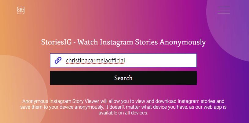 StoriesIG 超方便的 IG 圖片影片下載工具!網址/ID 貼上就能一鍵下載!