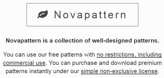 novapattern