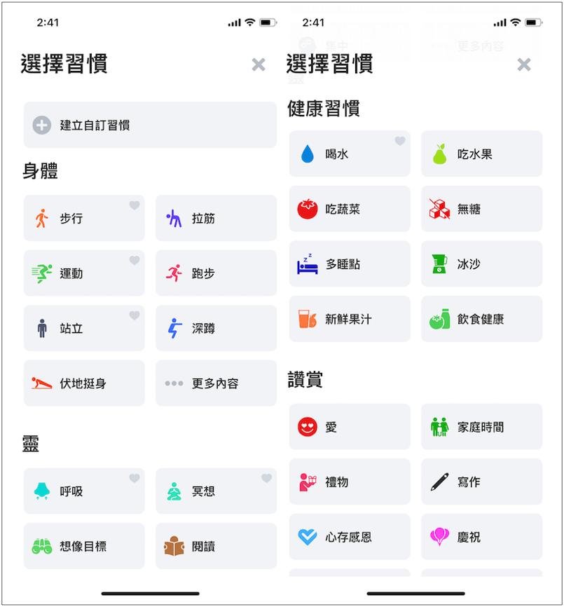 HabitMinder App