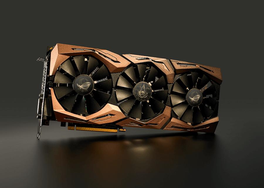Strix GeForce GTX 1080 Ti 《刺客教條:起源》 版顯示卡