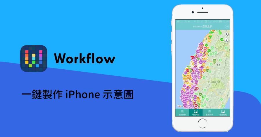 Workflow 腳本 教學 應用