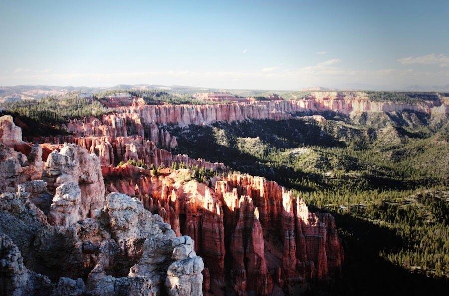 布萊斯峽谷國家公園 環景圖 猶他州