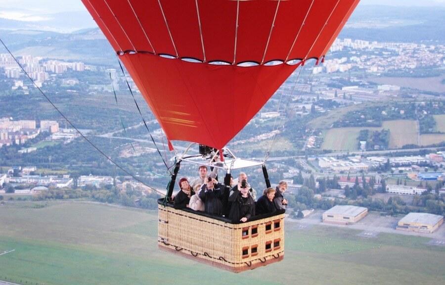 歐洲 熱氣球