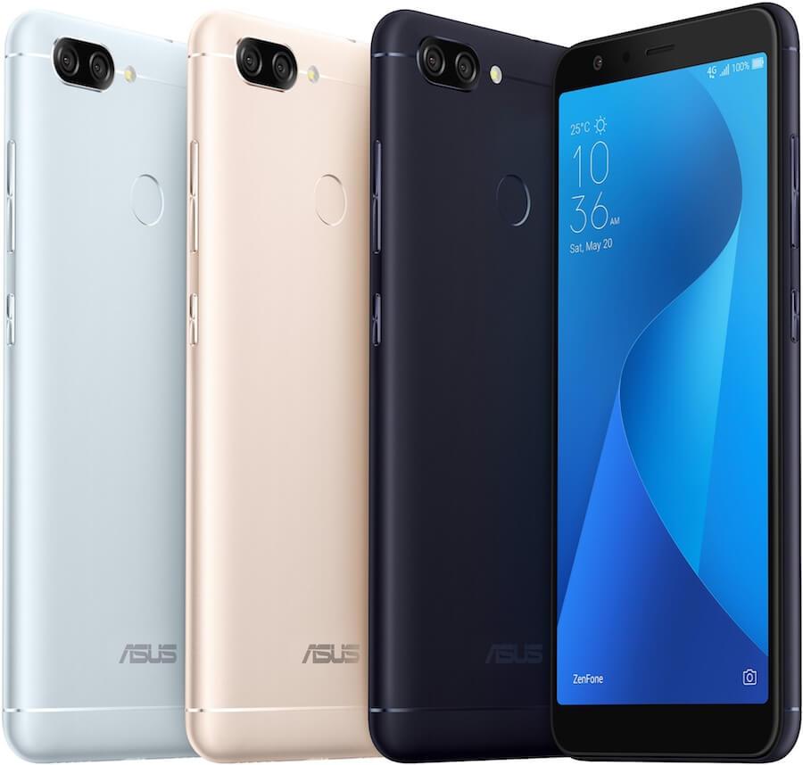 ASUS ZenFone Max Plus 5.7螢幕 全面屏