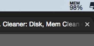 Dr. Cleaner Mac越來越慢 記憶體清理 效能工具 清理電腦