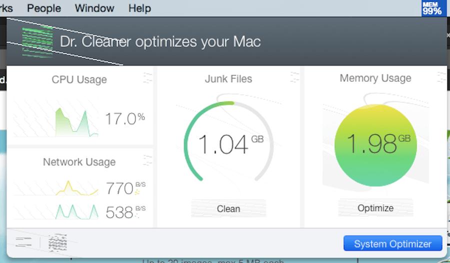 Mac 系統工具 系統優化 效能優化