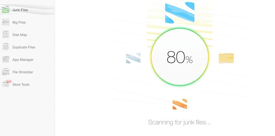 Dr. Cleaner Mac 掃描工具 系統優化 檔案清理 儲存空間不足