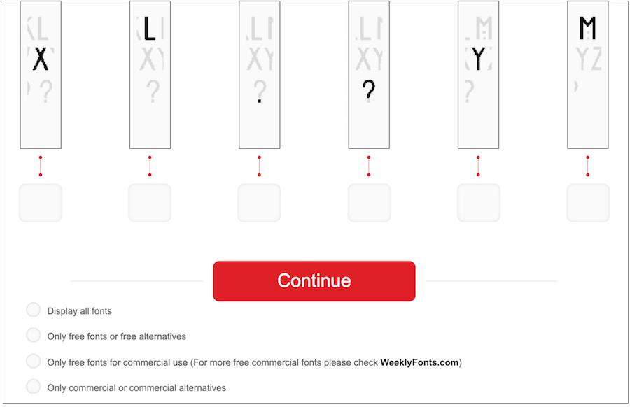 What Font is 字型辨識 以圖找字 字體辨識 找字型