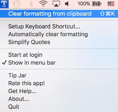 Get Plain Text 複製貼上 未格式化文字