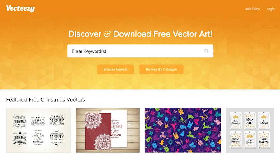 Vecteezy 免費最新向量圖 分類