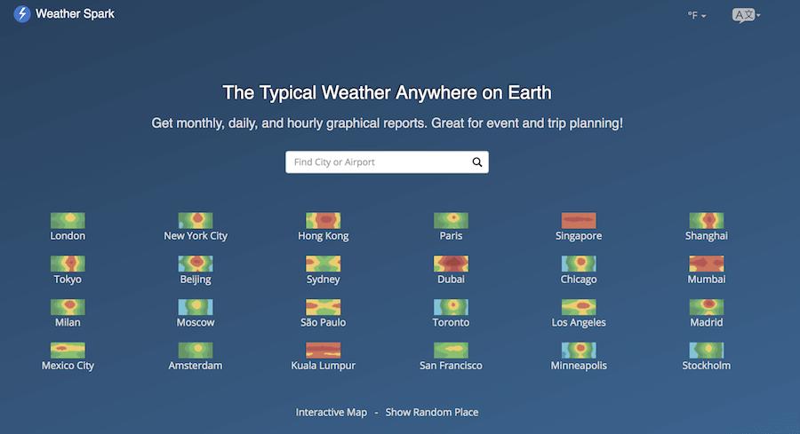 Weather Spark 天氣查詢 國外天氣 世界天氣 世界氣象 世界天氣日本 歐洲天氣