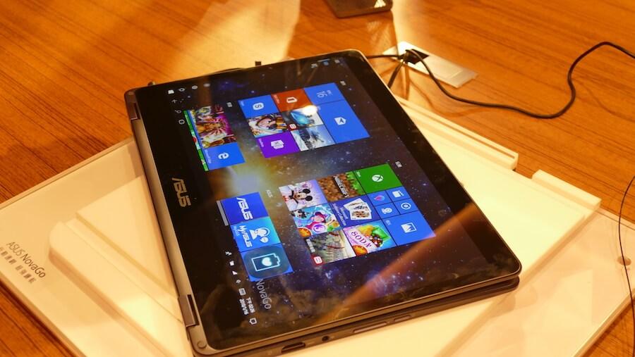 ASUS NovaGo 360度 觸控螢幕 平板筆電