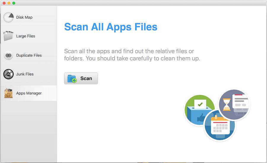 FastScanner Pro Mac 系統掃描 系統工具